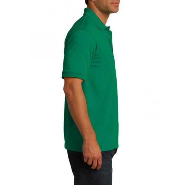 Рубашка поло цвета бенеттон, 200 г/м2