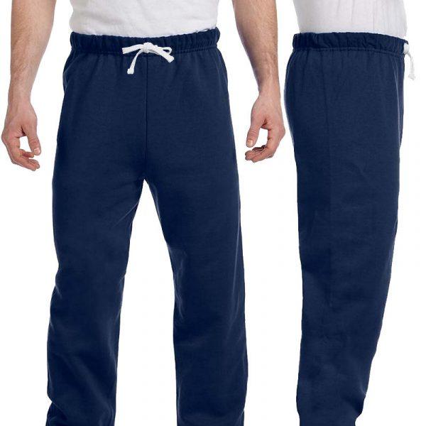темно-синие штаны