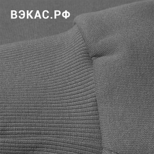 толстовка ВЭКАС черная рукав